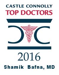 Castle Connolly Top Doctors 2016 | Shamik Barna, M.D.